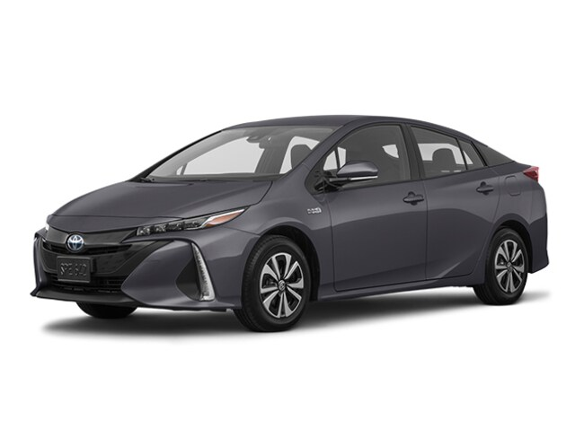 2019 Toyota Prius Prime Plus Hatchback
