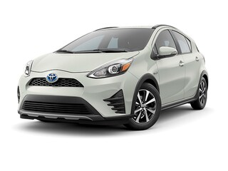 New 2019 Toyota Prius c L Hatchback serving Baltimore
