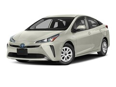 New 2019 Toyota Prius L Hatchback Carlsbad