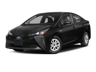 New 2019 Toyota Prius L Hatchback JTDKARFUXK3085743 in San Francisco