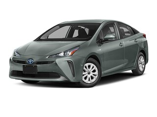 New 2019 Toyota Prius L Hatchback JTDKARFUXK3092627 in San Francisco