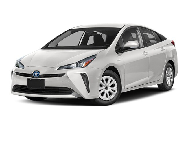 Certified Pre-Owned 2019 Toyota Prius Hatchback dealer in Nampa ID - inventory