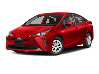 New 2019 Toyota Prius L Hatchback Conway, AR