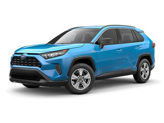 New 2019 Toyota RAV4 Hybrid LE SUV for sale in Appleton, WI at Kolosso Toyota