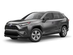 New 2019 Toyota RAV4 Hybrid LE SUV in Raynham, MA