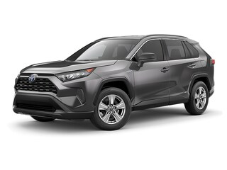 New 2019 Toyota RAV4 Hybrid LE SUV for sale near you in Auburn, MA