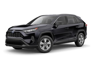 New 2019 Toyota RAV4 Hybrid LE SUV JTMMWRFV4KD027429 20007 serving Baltimore