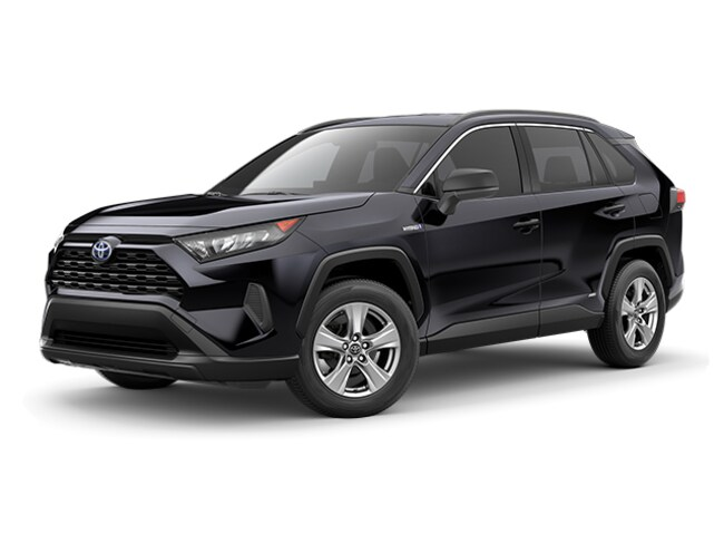 New Vehicle 2019 Toyota RAV4 Hybrid LE SUV For Sale in Coon Rapids, MN