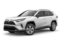 New Toyota vehicle 2019 Toyota RAV4 Hybrid LE SUV JTMMWRFV9KD026163 for sale near you in Burlington, NJ