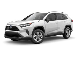 New 2019 Toyota RAV4 Hybrid LE SUV T29372 for sale in Dublin, CA