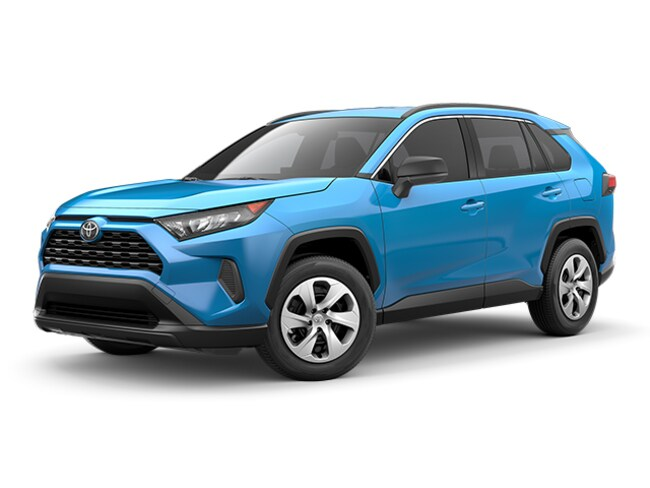 New 2019 Toyota RAV4 LE SUV near Dallas, TX