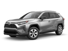 2019 Toyota RAV4 LE 2WD L4 8AT SUV