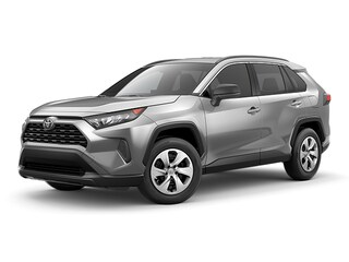 New 2019 Toyota RAV4 LE SUV for sale near you in Southfield, MI