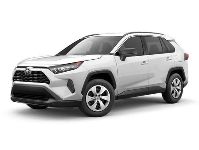 New 2019 Toyota RAV4 LE SUV in Silver Spring, MD