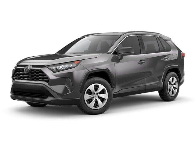 New Vehicle 2019 Toyota RAV4 LE SUV For Sale in Coon Rapids, MN