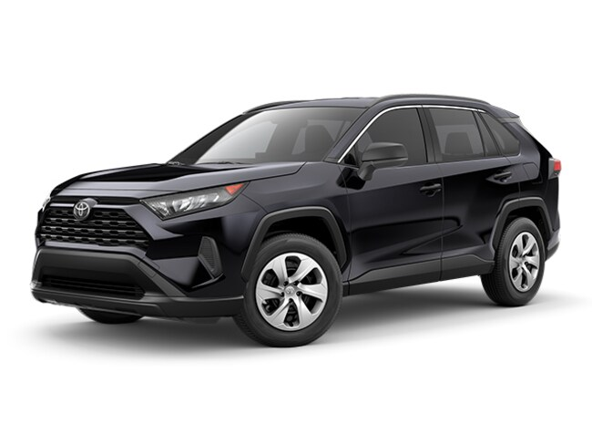 New 2019 Toyota RAV4 LE SUV for sale in Boston MA