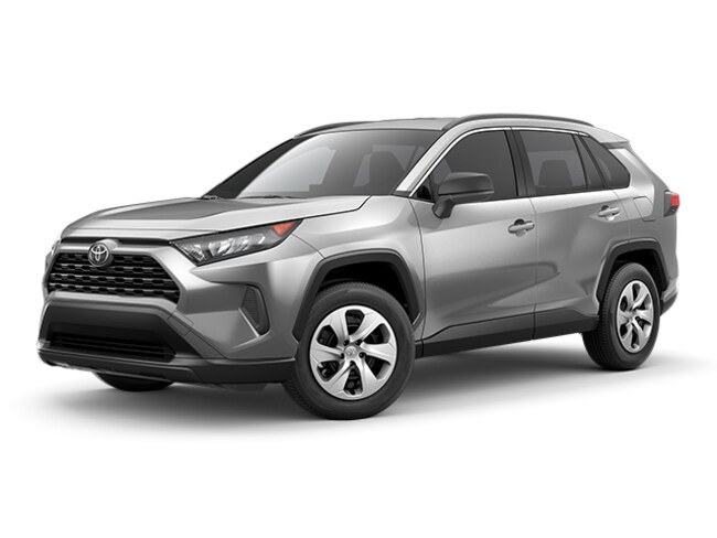 New 2019 Toyota RAV4 LE SUV for sale in the Brunswick, OH
