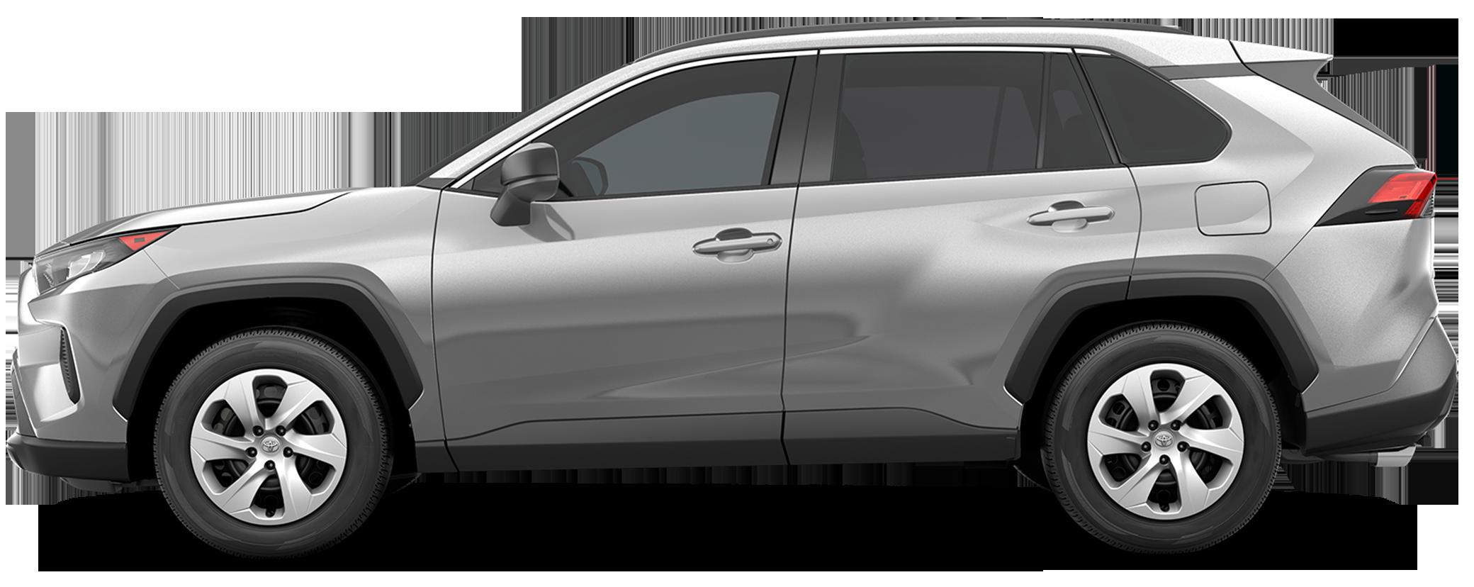 2019 Toyota RAV4 SUV LE