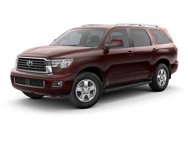 2019 Toyota Sequoia Suv Digital Showroom Charles Maund Toyota