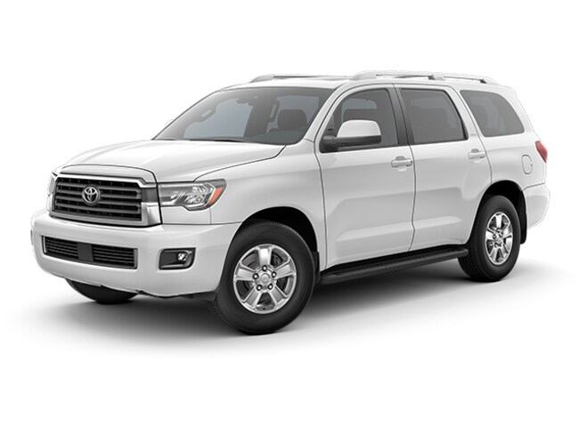 New 2019 Toyota Sequoia SR5 SUV in Easton, MD
