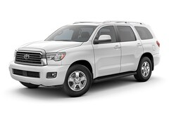 New 2019 Toyota Sequoia SR5 SUV 5TDZY5G17KS073622