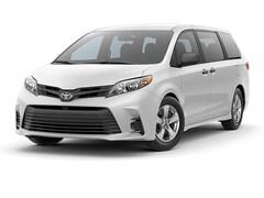 New 2019 Toyota Sienna Van
