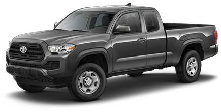 Review & Compare the 2019 Toyota Tacoma at Larry H. Miller