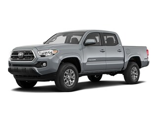 New 2019 Toyota Tacoma SR5 V6 Truck Double Cab for sale near you in Boston, MA