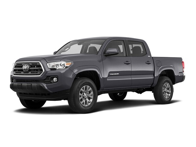 New 2019 Toyota Tacoma SR5 V6 Truck Double Cab T29699 for sale/lease Dublin, CA