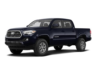 New 2019 Toyota Tacoma SR5 Truck Double Cab Lawrence, Massachusetts