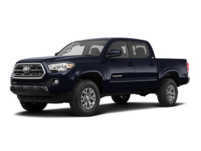 2019 Toyota Tacoma SR5 Double Cab 5 Bed V6 AT Truck Double Cab