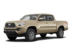 New 2019 Toyota Tacoma SR5 Double CAB 5 BED V6 Truck Double Cab 3TMCZ5AN6KM242270