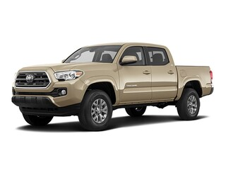 New 2019 Toyota Tacoma SR5 V6 Truck Double Cab 3TMCZ5AN4KM248276 89275 serving Baltimore