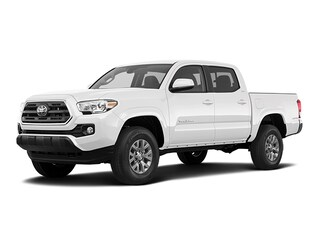 New 2019 Toyota Tacoma SR5 V6 Truck Double Cab For Sale in Hobbs, NM