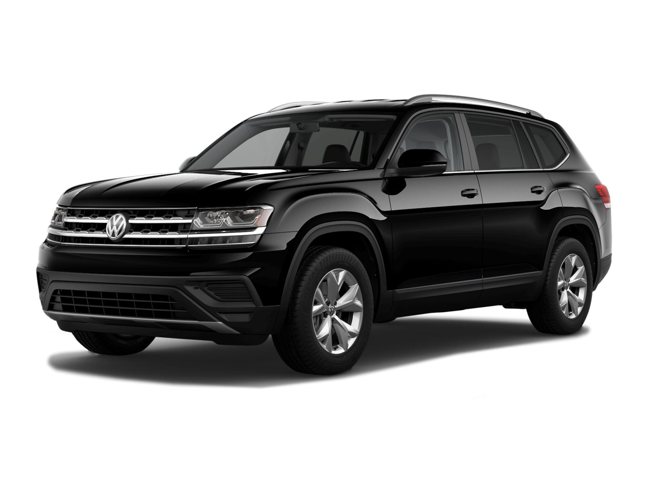 2019 Volkswagen Atlas SUV Digital Showroom | Rick Case Volkswagen Weston