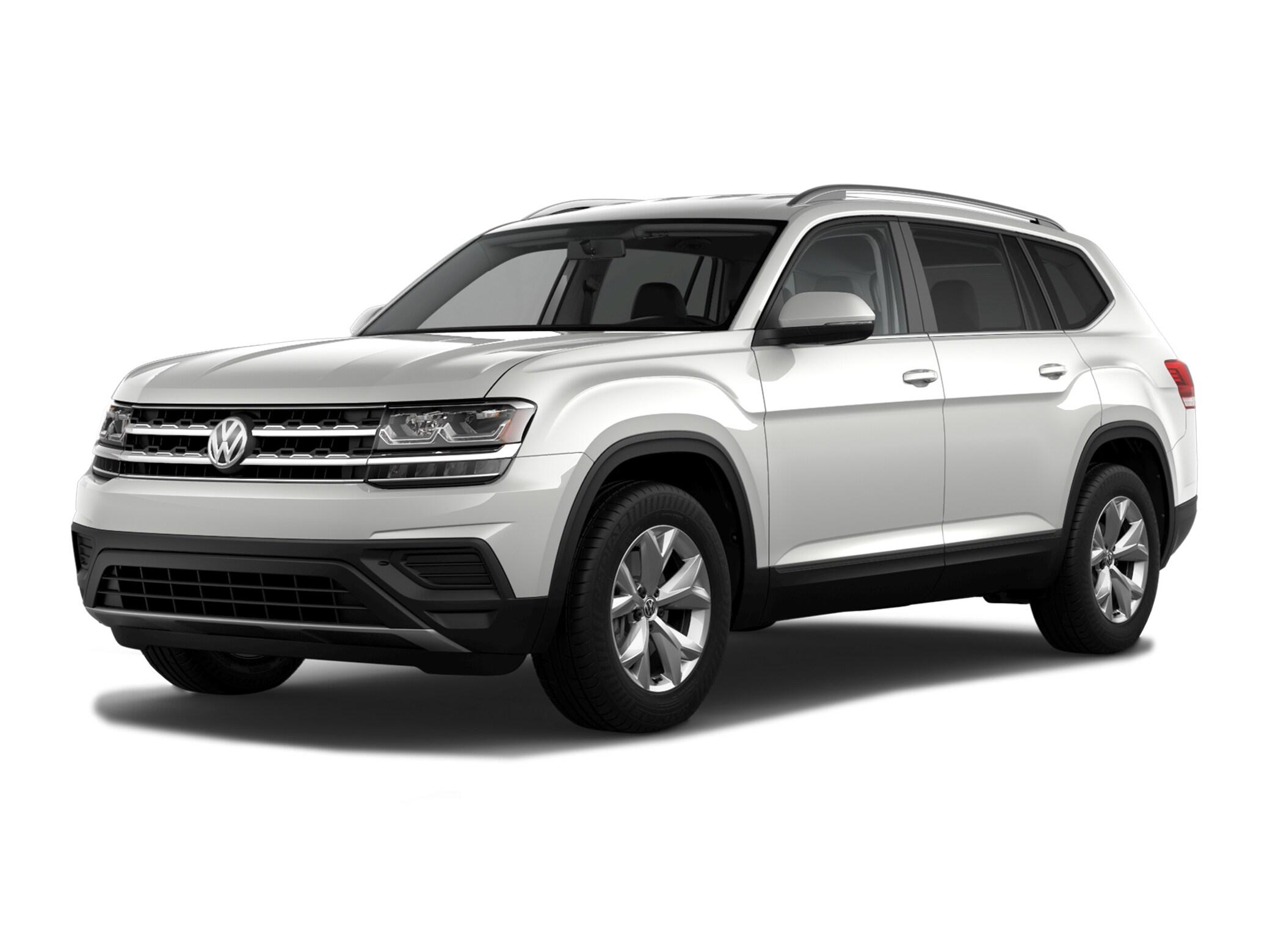 2019 Volkswagen Atlas Suv Digital Showroom Harper Volkswagen
