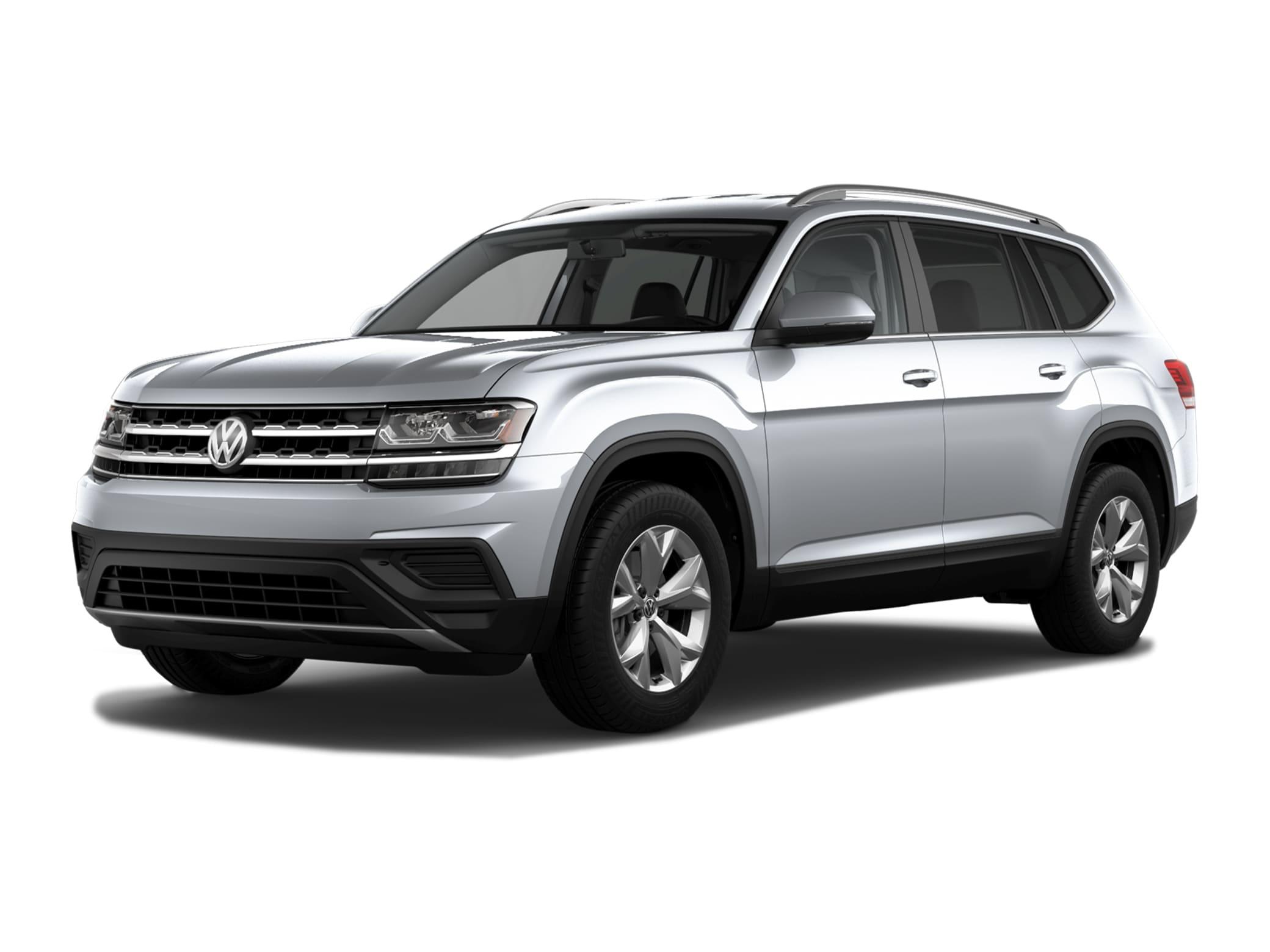 2019 Volkswagen Atlas Suv Digital Showroom Camelback