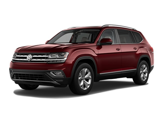 New 2019 Volkswagen Atlas SEL SUV for sale in Columbia, SC
