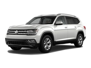 new 2019 Volkswagen Atlas 3.6L V6 SEL SUV for sale near Bluffton