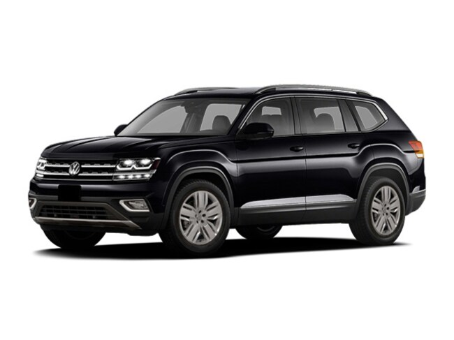 Used 2019 Volkswagen Atlas SEL Premium SUV in Chesapeake