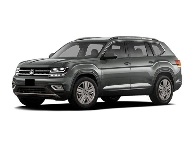 2019 Volkswagen Atlas 3.6L V6 SEL Premium 4MOTION SUV New Volkswagen Car for sale in Bernardsville, New Jersey