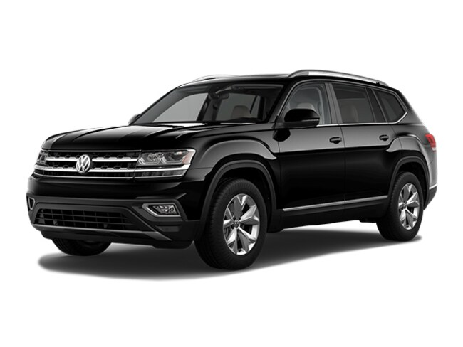2019 Volkswagen Atlas 3.6L V6 SEL 4MOTION SUV New Volkswagen Car for sale in Bernardsville, New Jersey