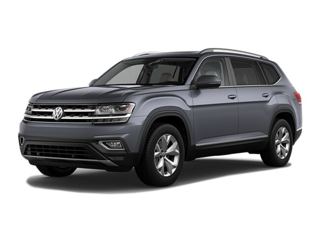 New 2019 Volkswagen Atlas 3.6L V6 SEL 4MOTION SUV in Rochester, NY