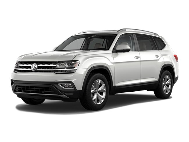 2019 Volkswagen Atlas 3.6L V6 SEL 4MOTION SUV 1V2MR2CA0KC608270