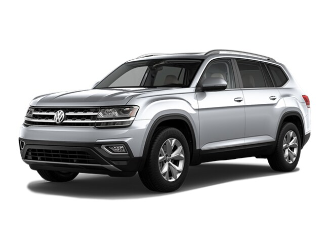 New 2019 Volkswagen Atlas 3.6L V6 SEL 4MOTION SUV For Sale/Lease Santa Fe, New Mexico