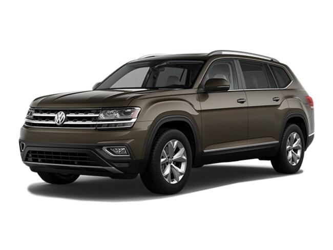 2019 Volkswagen Atlas 3.6L V6 SEL 4MOTION SUV
