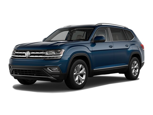 New 2019 Volkswagen Atlas 3.6L V6 SEL 4MOTION SUV for sale in Auburn, MA