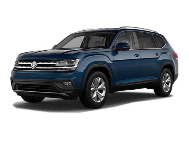 New 2019 Volkswagen Atlas 3.6L V6 SE 4MOTION SUV for sale in Auburn, MA