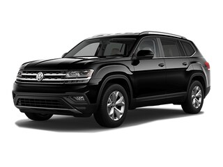 New 2019 Volkswagen Atlas 3.6L V6 SE w/Technology 4MOTION SUV L19169 in Santa Fe, NM