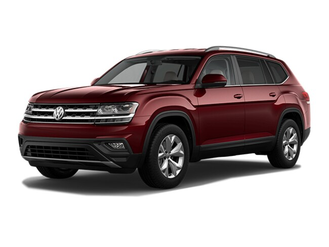 New 2019 Volkswagen Atlas 3.6L V6 SE w/Technology 4MOTION SUV in Bloomington IN
